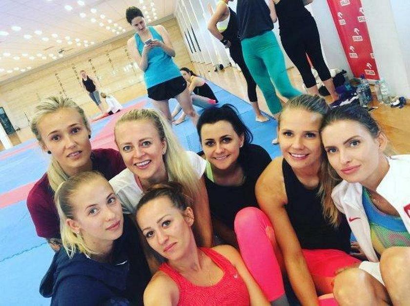 Obóz sportowy Ani Lewandowskiej