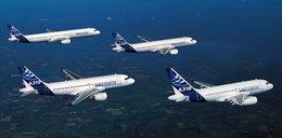 Kontrakt na samoloty za 34 mld dolarów