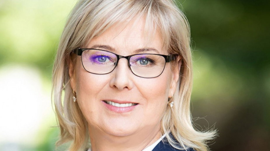 Anna Wojciechowska - radna Ełku, która najprawdopodobniej zastąpi w Sejmie zmarłą Annę Wasilewską