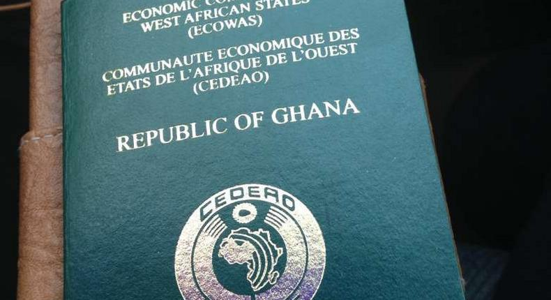 Ghana emerges the 5th country with the most visa open country in Africa