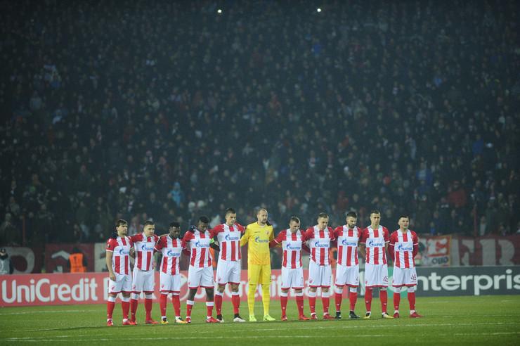 FK Crvena zvezda, FK CSKA Moskva