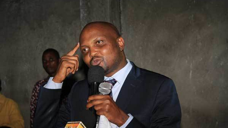 Gatundu South lawmaker Moses Kuria