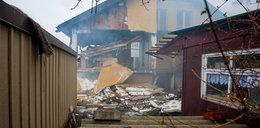 Co dalej z domem zniszczonym w wybuchu?