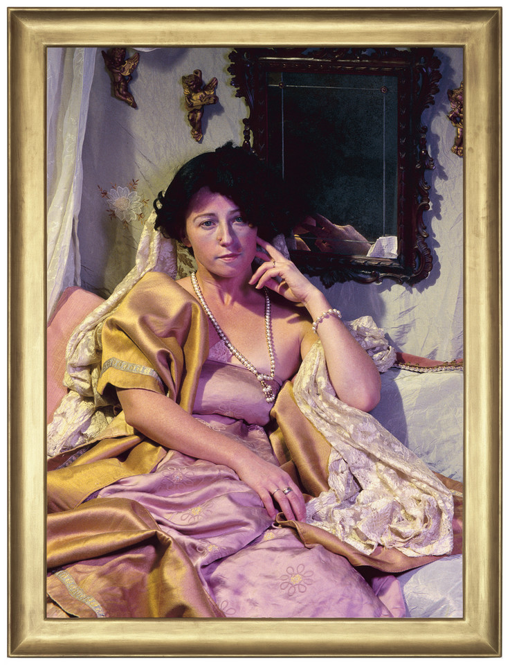 "Cindy Sherman, ""Untitled #204"" (1989)"