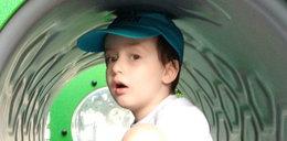 W Krakowie zaginął czteroletni Leo. Szuka go zrozpaczona mama