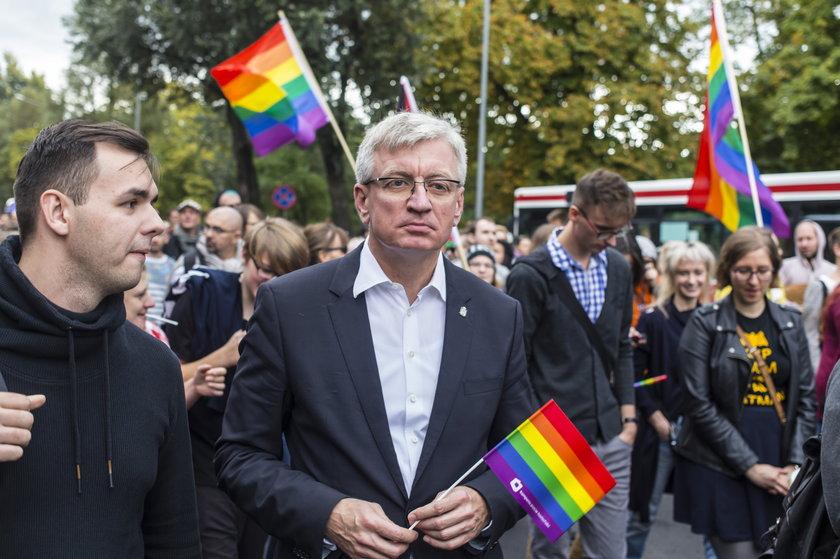 Jaśkowiak prezydentem Poznania od roku
