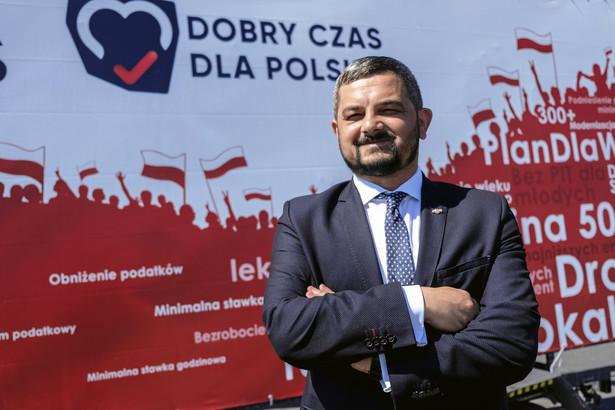 Sądzę, że przyszły tydzień to będzie już decyzja ostateczna. Natomiast nie przypuszczam, aby ten projekt nie był dalej procedowany w Sejmie - powiedział Sobolewski.