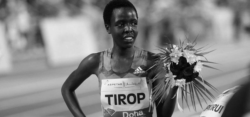 Olimpijska medalistka znaleziona martwa. Dzień później aresztowano jej męża