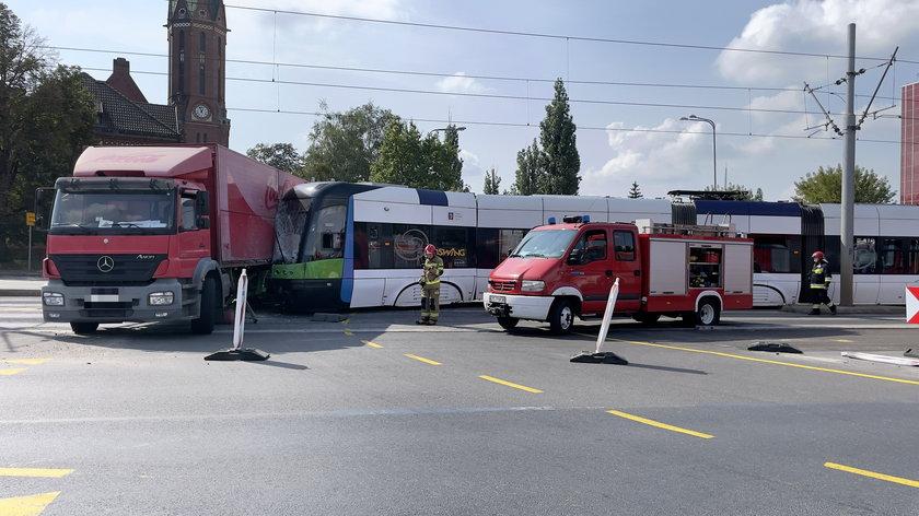 Dramatyczny wypadek w Szczecinie