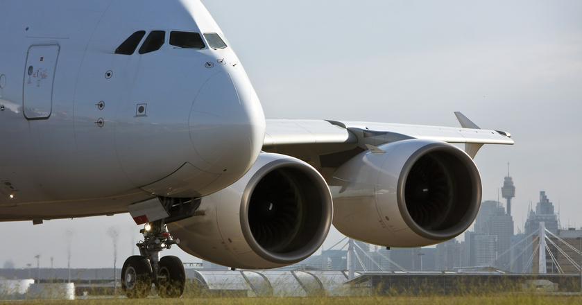 Airbus A380 to największy pasażerski odrzutowiec na świecie