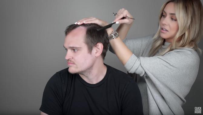 Vašem muškarcu je neophodno šišanje? El ima rešenje!