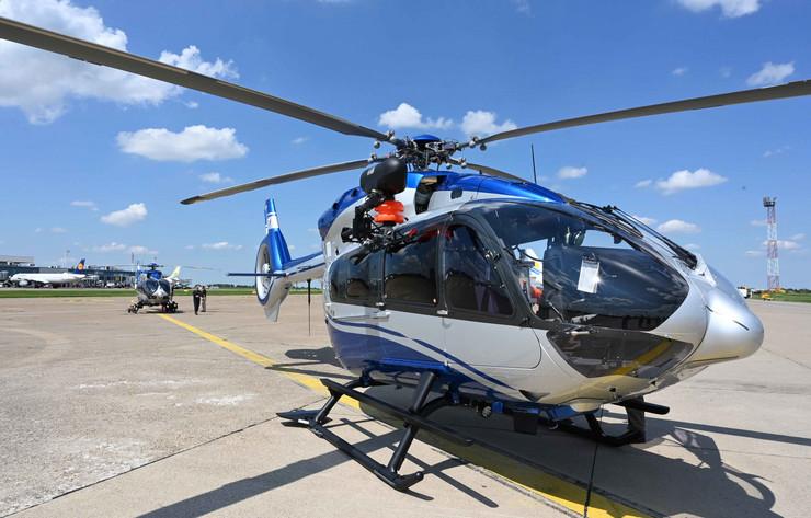Helikopteri, foto promo MUP