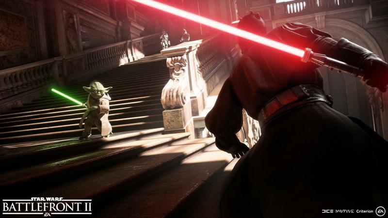 Star Wars: Battlefront II - otwarta beta. Wyciek zdradza nowe informacje