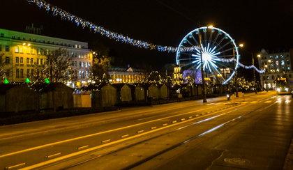Poznań rozbłyśnie na święta
