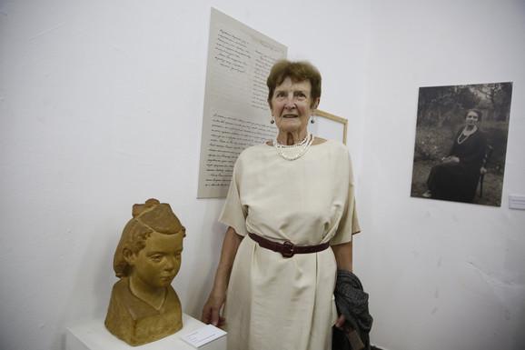 Vukina bratanica Ksenija Jovanović Velimirović