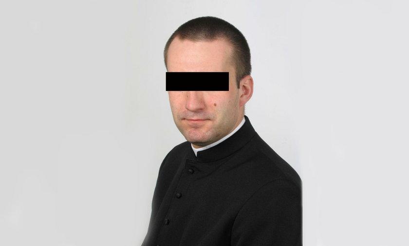 Ksiądz pedofil Roman B. uciekł z Puszczykowa!