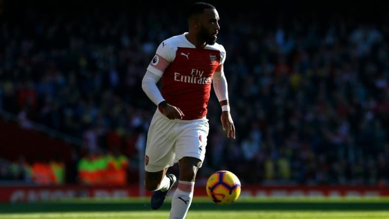 Alexandre Lacazette scored one of Arsenal's goals in their 2-0 win over Southampton but missed a host of other chances which could be costly in the race for Champions League places