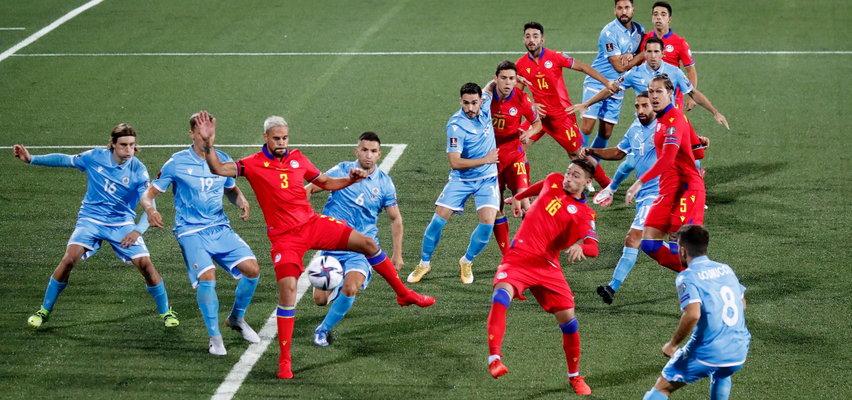Mecz z San Marino będzie formalnością. Trzeba ich ograć i uniknąć kontuzji