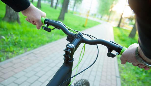 Pytanie zadał przedsiębiorca (informatyk), który planował zakup roweru, by dojeżdżać nim do klienta.