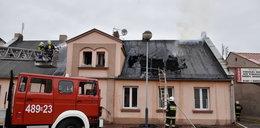 Trzy osoby zginęły w pożarze domu!