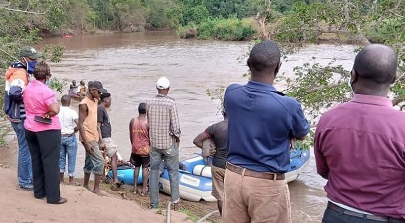 DCI identify body found in Sagana River 6 days ago