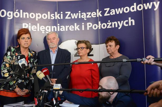 """W ocenie OZZPiP sytuacja w ochronie zdrowia w Polsce jest """"dramatyczna"""""""