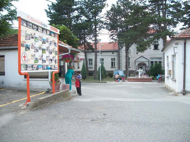 Bolnica u Prokuplju
