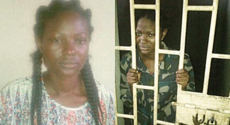 The victim, Igbobi Uzezi