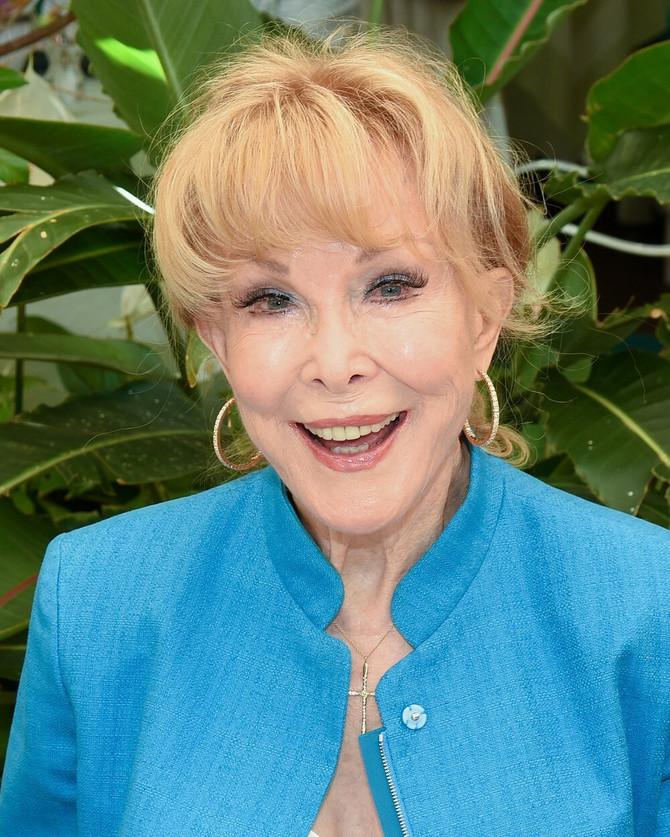 Barbara na proslavi 88. rođendana