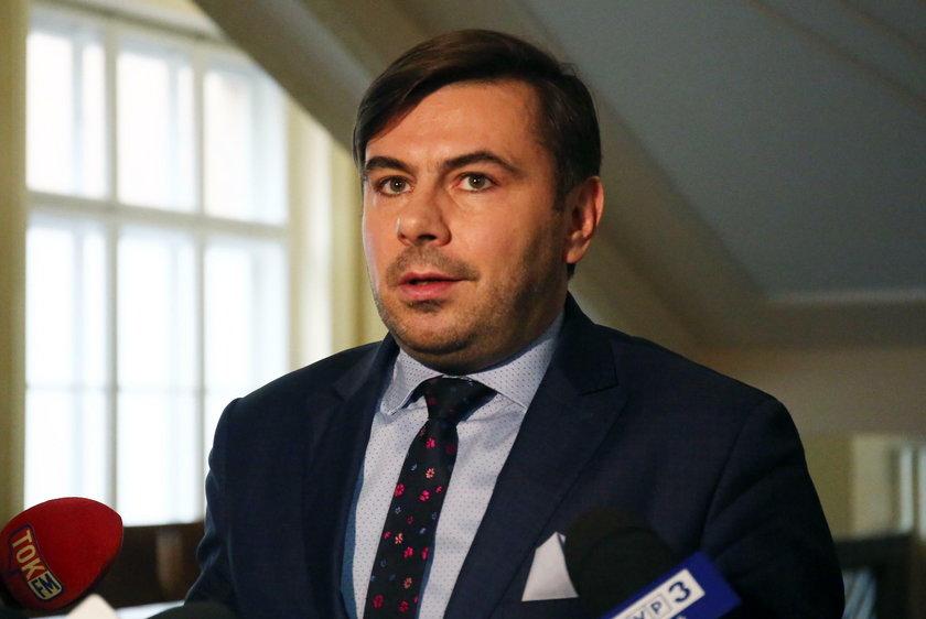 Bartosz Tiutiunik, adwokat