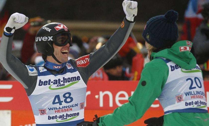 Niesamowity Norweg wygrał i jest liderem