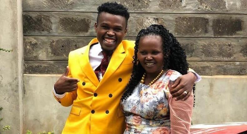 Chipukeezy and his Mother