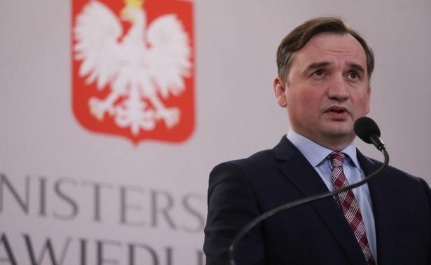 Zbigniew Ziobro PAP/Tomasz Gzell