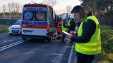 Tragedia w Brodnicy. Nie żyje 34-latka, dwójka dzieci w szpitalu