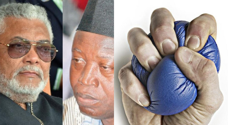 Rawlings squeezed Bede Ziedeng's testicles so hard that he fainted - Prof Ahwoi discloses