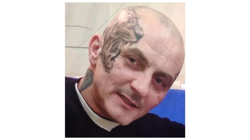 Poszukiwany Tomasz Tomczak z Bełchatowa jest podejrzany o zabójstwo swojej partnerki