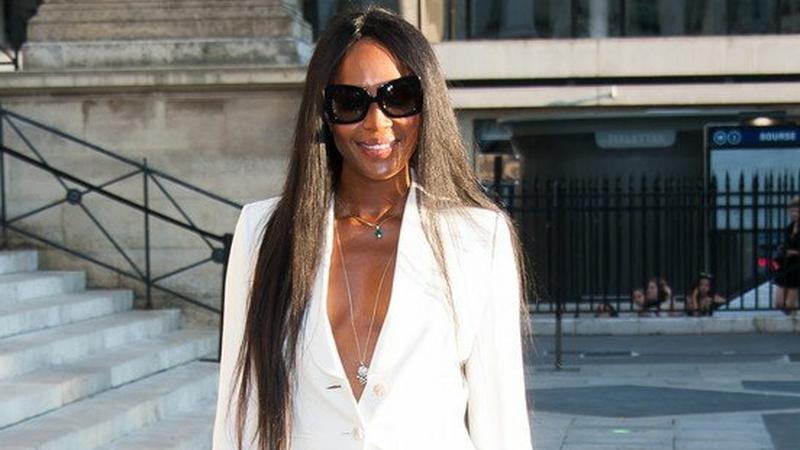 Campbell, Shayk, Jenner. Gwiazdy na pokazie haute couture w Paryżu