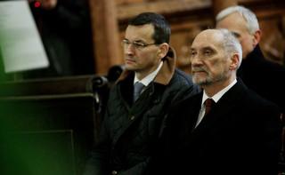 'Nie jest prawdą, że Macierewicz zajmuje gabinet szefa MON'. Wyjaśnienia wiceministra