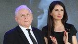 Gdzie jest Marta Kaczyńska? Dlaczego nie było jej przy stryju?
