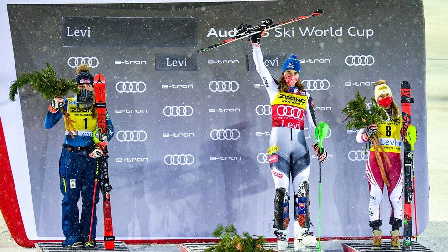 PŚ w narciarstwie alpejskim w Levi