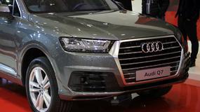 Audi Q7: nowa generacja cenionego SUV-a (Poznań 2015)