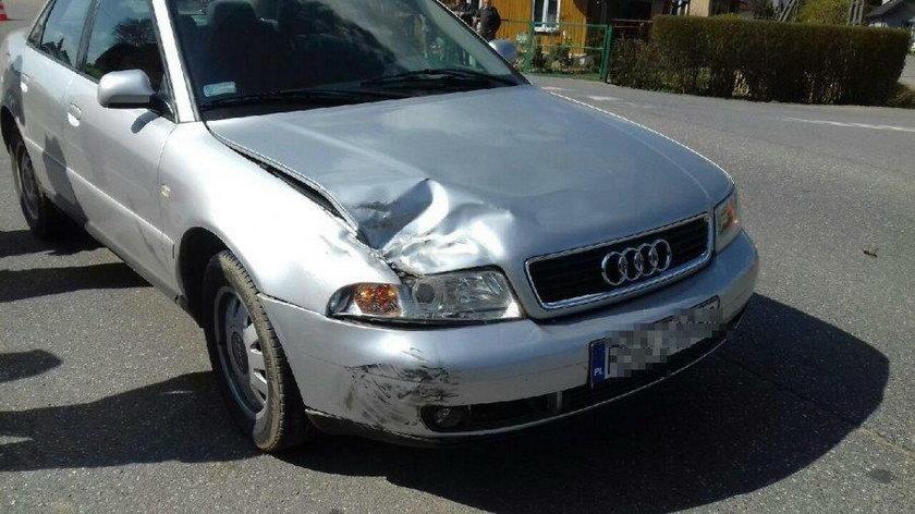 Wypadek w Turzym Polu