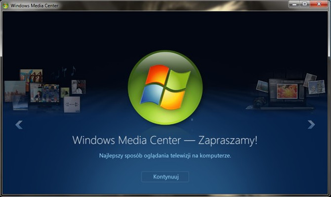 Windows Media Center. Tego programu w Windows 10 nie znajdziecie