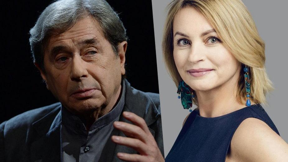 Katarzyna Janowska bierze w obronę Janusza Gajosa