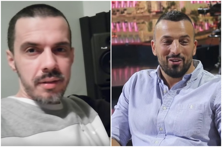 Bojan Tomović i Vladimir Tomović