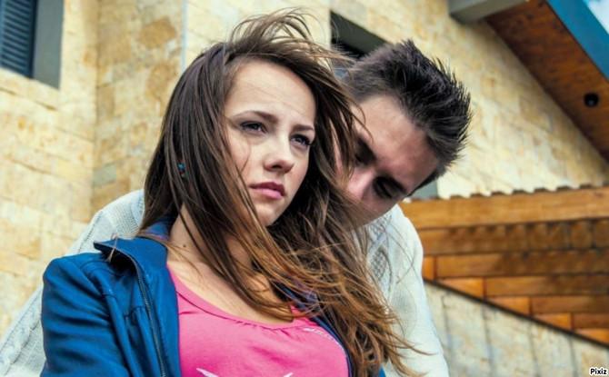 Jovana sa Slavenom Došlom u filmu