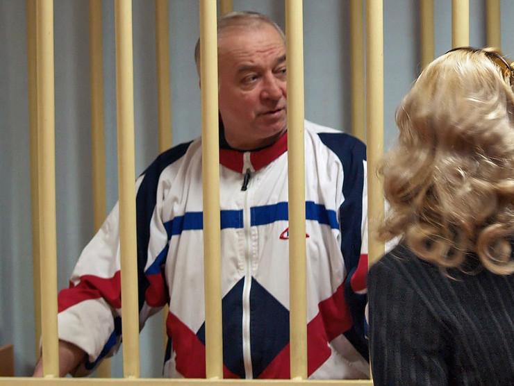 Sergej Skripalj EPA YURY SENATOROV