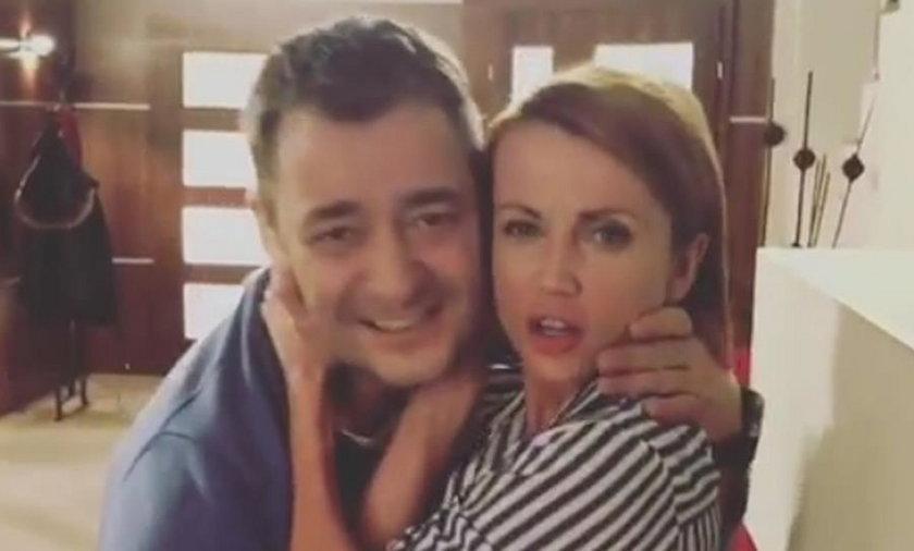 """Katarzyna Zielińska żegna się z """"Barwami szczęścia"""""""