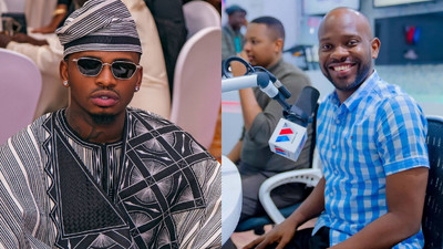 Diamond Platnumz gifts another Employee with Brand New Car (Photos)