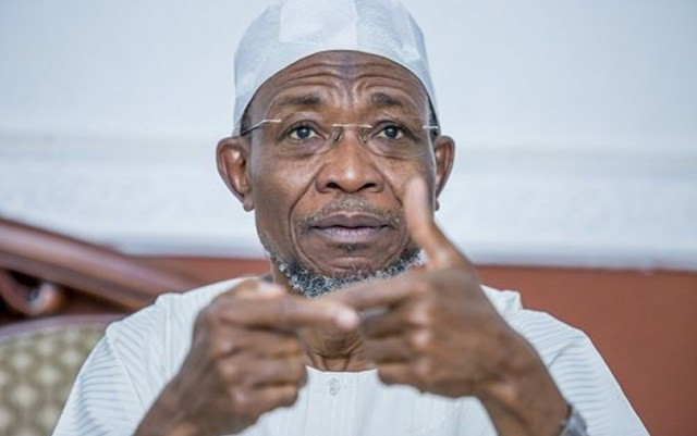 The Minister of Interior, Rauf Aregbesola, announced the amnesty during a press conference in Abuja on Thursday [Daily Trust]